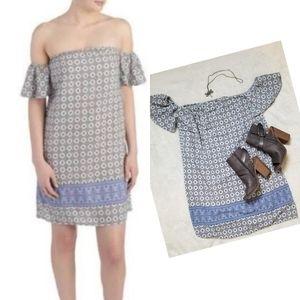 Philosophy Pattern Dress